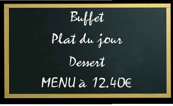 Menu le Carquefoilio restaurant Carquefou