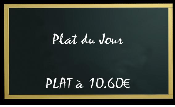 Plat le Carquefoilio restaurant Carquefou